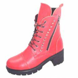 Ботинки (03098-99 red)