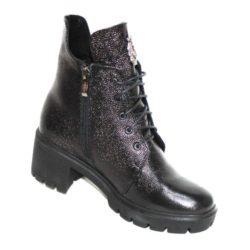 Ботинки (22088-101 black)-2