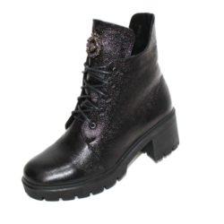 Ботинки (22088-101 black)