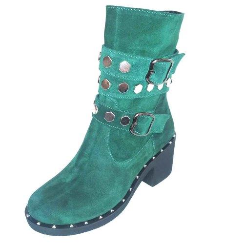 Ботинки (17108-159-Z green)