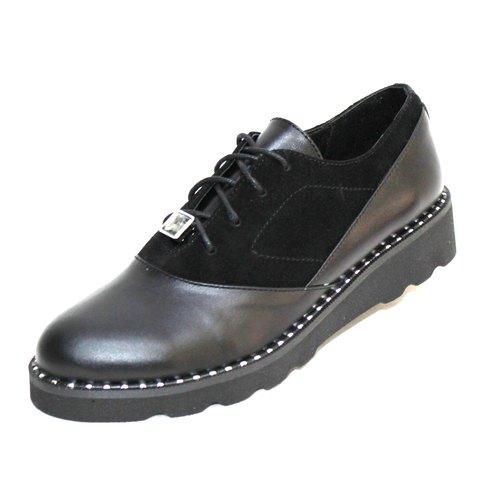 Туфли (27078-01-11 black)