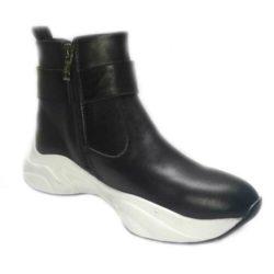 Ботинки (16128-01 black)-2