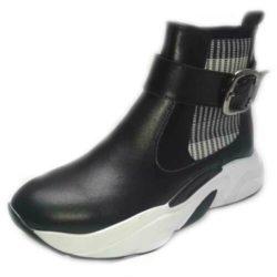 Ботинки (16128-01 black)