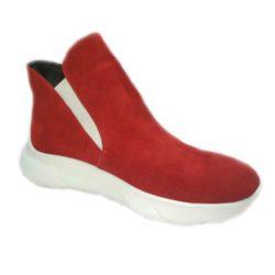 Ботинки (260519-88 red)-2