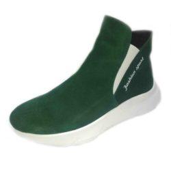Ботинки (260519-55 green)