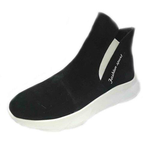 Ботинки (260519-11 black)