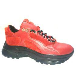 Туфли (10079-08-88 red)-2