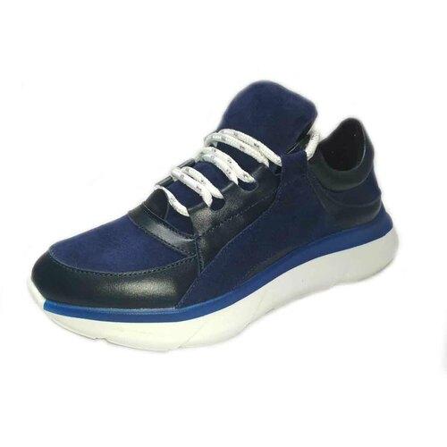 Туфли (16079-07-77 blue)