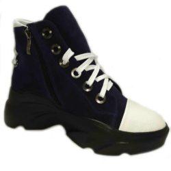 Ботинки (230919-01-77 blue)-2