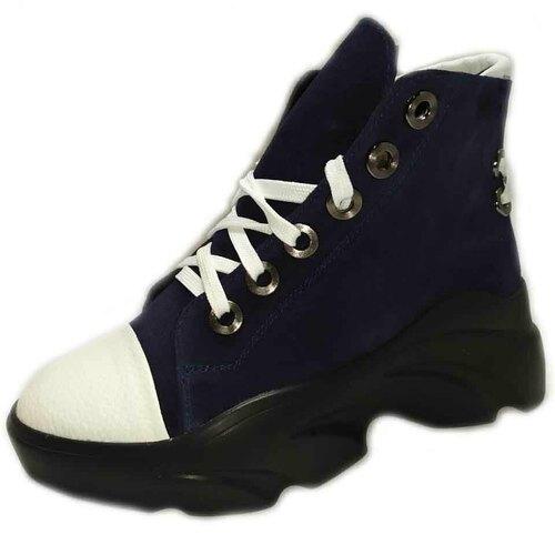Ботинки (230919-01-77 blue)